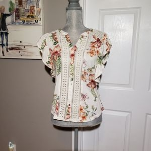 MAEVE anthropologie NWT top